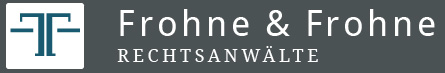 Frohne & Frohne Logo Footer